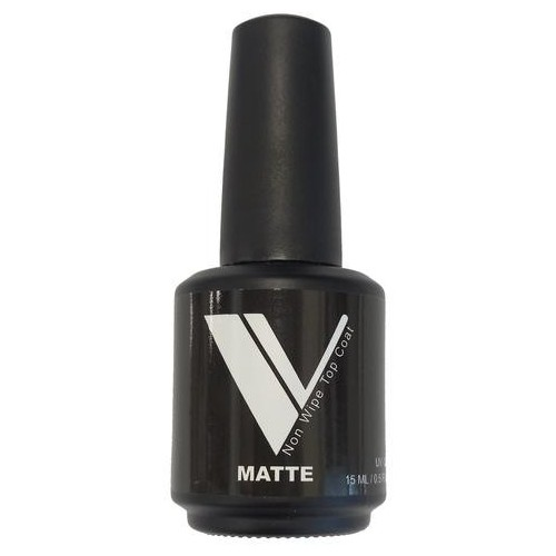 Non Wipe Matte Top Coat 15ml